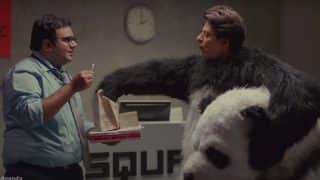 Shah Rukh Khan as Panda is so far his most adorable role in an Ad! Watch King Khan turn Foodpanda ambassador