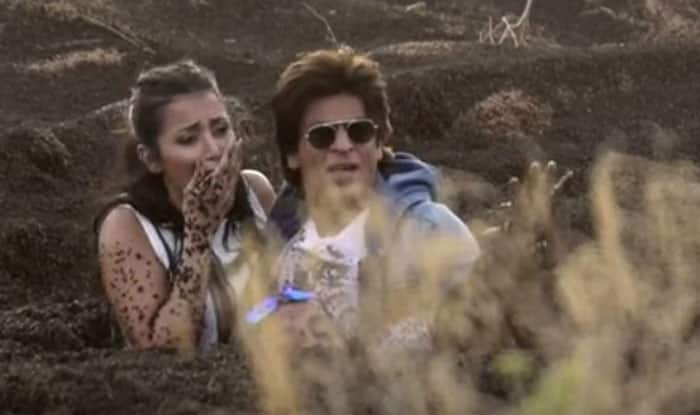 Shah Rukh Khan Fumes In Anger After Being Pranked At Ramez