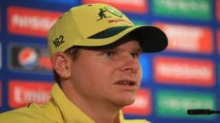 India vs Australia 1st T20I: Australian Captain Steve Smith a Doubtful Starter for Ranchi T20I