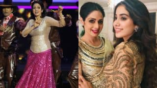 Throwback Thursday: Jhanvi Kapoor must take dance lessons from mom Sridevi before making her Bollywood debut – watch video