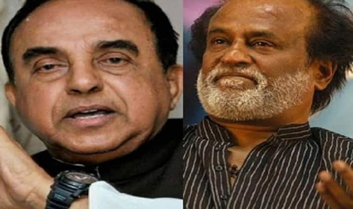 Rajinikanth committed financial fraud: Subramanian Swamy to India Today