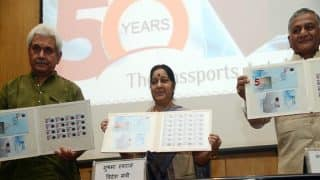 Passports to be issued in both Hindi and English, fee reduced for kids and senior citizens