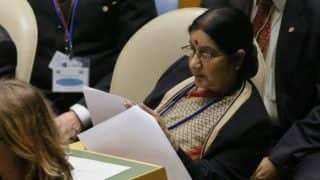 BJP mulls nominating Sushma Swaraj as next President of India: Report