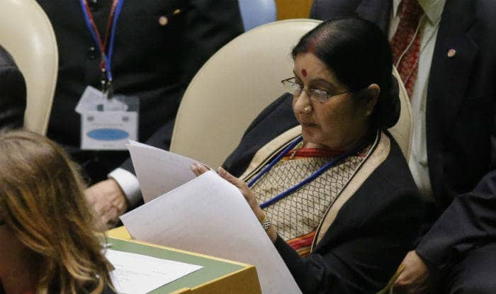 BJP mulls nominating Sushma Swaraj as next President of India: Report