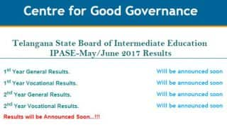 results.cgg.gov.in & manabadi.co.in Telangana TS Inter 1st 2nd Year Supply Results 2017 OUT: Check alternative links, SMS to check TS inter supply results