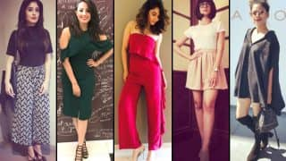 Nia Sharma, Jennifer Winget and more TV hotties show you how to look your stylish best this monsoon!
