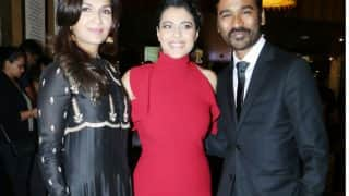 Kajol and Dhanush launch the trailer of VIP 2 - view pics