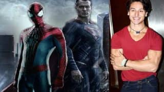 Tiger Shroff's fan boy moment as he lends voice to Spider-Man: Homecoming Hindi