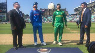 Ind vs Pak: भारत ने जीता टॉस, पहले गेंदबाजी का फैसला