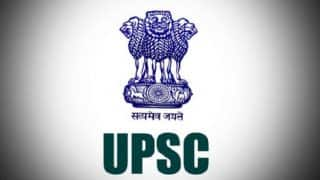 UPSC IFS 2017 Final Result Declared at upsc.gov.in