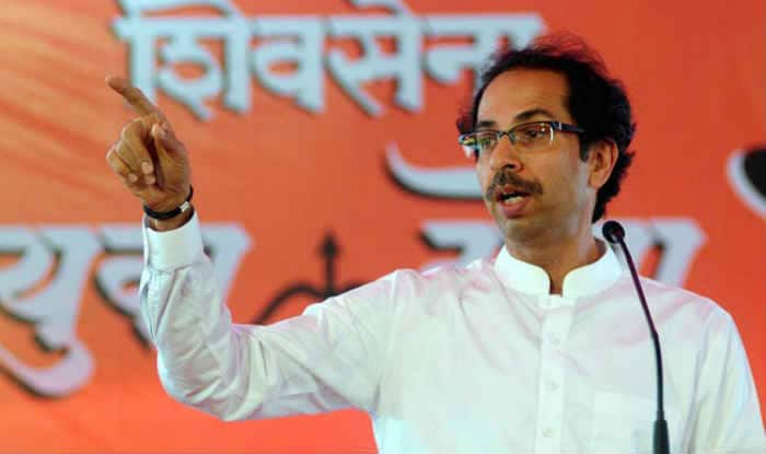 BJP president Amit shah meets Shiv Sena chief Uddhav Thackeray at Matoshree