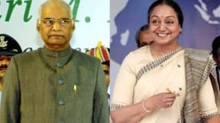 In presidential battle between Meira Kumar and Ram Nath Kovind, know which political party is on whose side