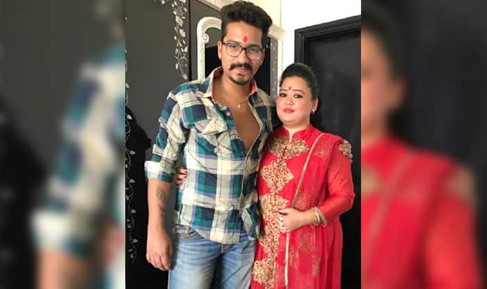 Good News!! Bharti Singh And Harsh Limbachiyaa Are Officially Engaged…!
