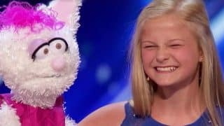 Singing ventriloquist Darci Lynne surprises judges on America's Got Talent 2017 with her skills, receives standing ovation (Watch Video)