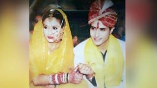 Apurva Agnihotri shares throwback picture of wife Shilpa Saklani on their 13th wedding anniversary; but the caption stole our attention!