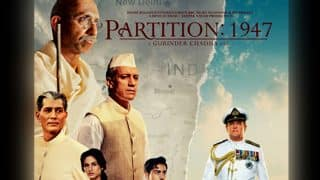 Partition 1947 official trailer gives a glimpse of the tense and difficult times just before India's independence