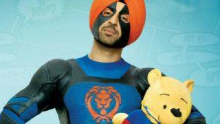 Exclusive Interview: डिफरेंट तरह का है ये 'सुपर सिंह', अंडरवियर बाहर नहीं पहनता