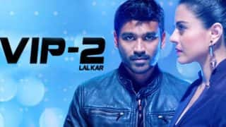 Dhanush-Kajol starrer Tamil movie, VIP 2, acquires a new Hindi title, Lalkar