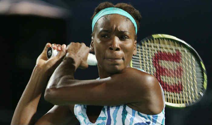 Venus Williams Reportedly 'At Fault' in Fatal Car Crash