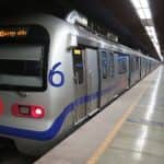 Services of Delhi Metro's Violet Line Affected Due to Technical Glitch, Commuters Face Delay