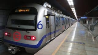 Delhi Metro Blue Line Services Put on Hold, Trains Not Running Between Dwarka Sec-21 And Janakpuri West