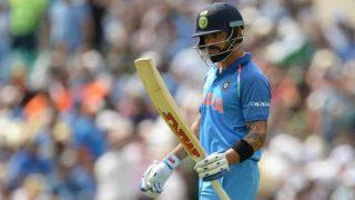 India vs Australia 2017: Virat Kohli Advisory Leads the Quote Martial