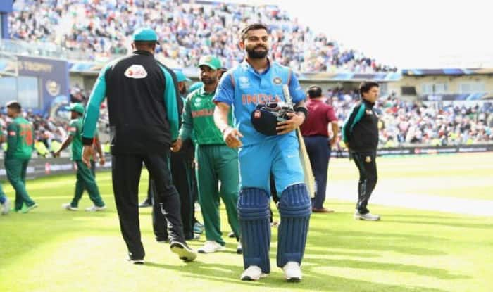 Virat Kohli: India will be neither arrogant nor 'intimidated' against Pakistan