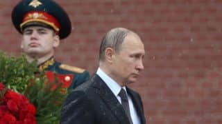 Vladimir Putin Participates in Military Drills of Russian Nuclear Forces, Directs Missile Launch
