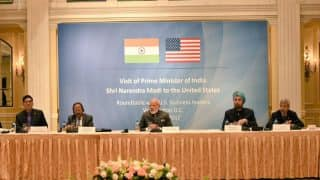 Narendra Modi Meeting Global CEO's in US Live Streaming: PM to meet Sunder Pichai, Satya Nadella among others, Watch live telecast on WION