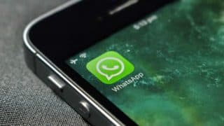 China Blocks WhatsApp Ahead of Communist Party's 19th Congress in October
