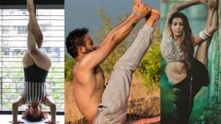 International Yoga Day 2017: Yogis and Yoginis share motivating yoga videos and photos on Instagram
