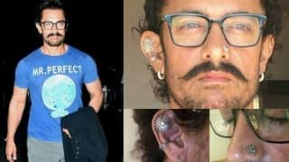 Did you know? Aamir Khan has PIERCED his ear and nose for Thugs of Hindostan - see pictures