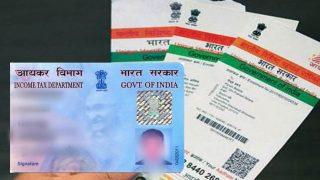 Get 'Instant' PAN Using Aadhaar Card Through I-T Department Website