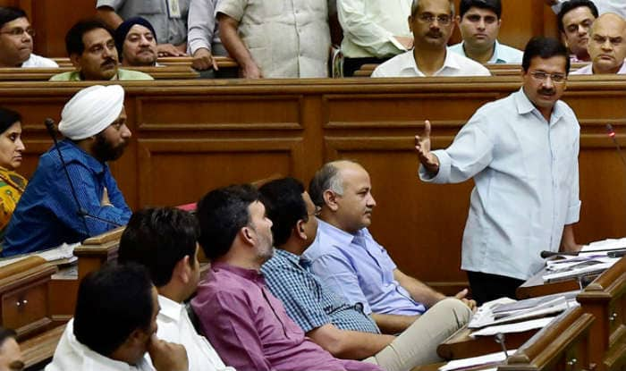 AAP MLAs have no right to continue as lawmakers: BJP