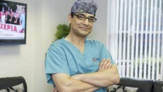 Pakistani acid attack victims to be given a new lease of life by British Surgeon who is spending from his own pocket!