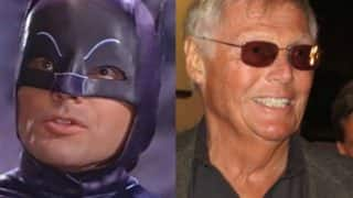 Adam West, star of the 1960s TV series Batman, passes away after battling leukemia