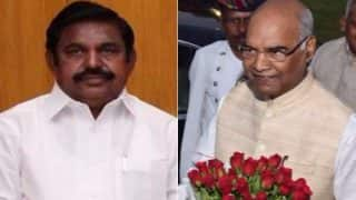 Warring AIADMK factions unite over Presidential election, support NDA nominee Ram Nath Kovind