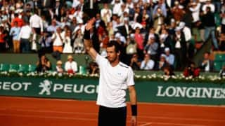 ATP Rankings: Andy Murray Remains On Top, Rafael Nadal Is Second