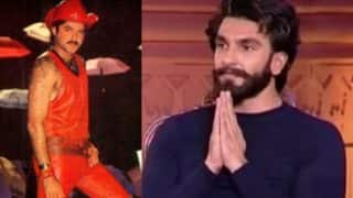 Ranveer Singh concedes defeat to Anil Kapoor's fashion statement from the 90s