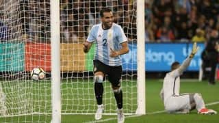 Argentina edge past Brazil thanks to goal from Gabriel Mercado
