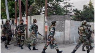 J&K: Terrorist Killed in Encounter With Security Forces in Sopore; Operation Underway