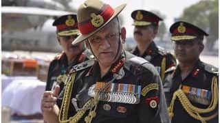 Time Has Not Come For Revising AFSPA, Says General Bipin Rawat