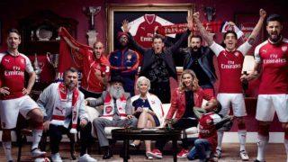 Arsenal unveil new home kit for the 2017-18 Premier League season