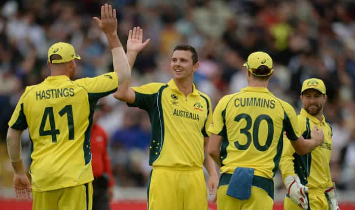 ICC Champions Trophy 2017 Australian Selectors Should Use The Same Squad Vs Bangladesh Says Michael Hussey