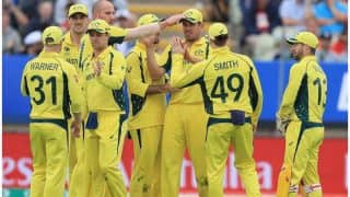 Steve Smith, Glenn Maxwell Help Australia to Win Against New Zealand XI in World Cup Warm-Up Match