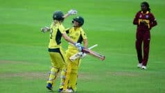 ICC Women's World Cup 2017: Australia beat West Indies by eight wickets