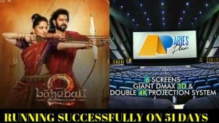 Bahubali 2 grosses Rs 3 crore in 51 days at a single screen!