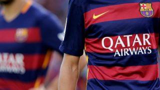 Saudi Arabia bans Barcelona FC shirts with Qatar Airways logo