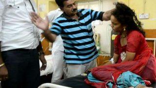 जिला अस्पताल के डॉक्टर ने इलाज के नाम पर जलाई अगरबत्ती और महिला को लगाए थप्पड़