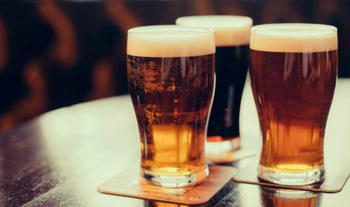 Andhra minister says beer a health drink, promotes its sale